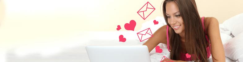 Online partnersuche erste mail
