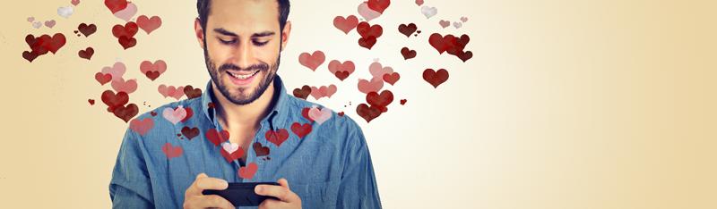 Wie flirten männer im internet